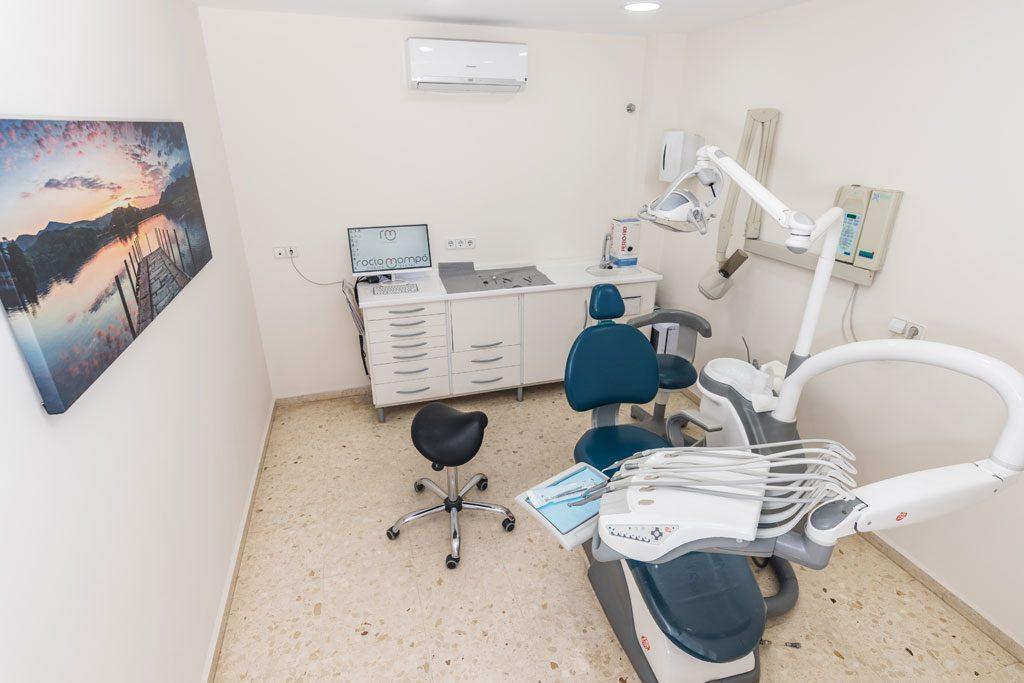 Instalaciones Clínica Dental Rocío Mompó